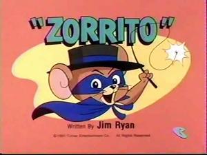 Zorrito title