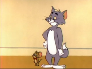 See Dr. Jackal and Hide - Tom and Jerry smiling