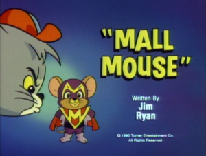 Mall Mouse title
