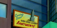 High Rise Luxury Apartments