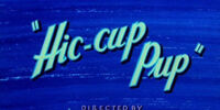 Hic-cup Pup