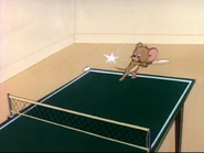 Jerry's Nephew - Jerry playing ping pong