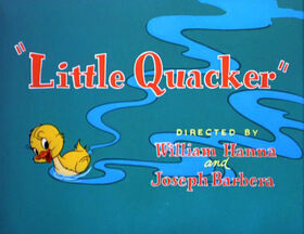 Little Quacker Title
