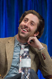 Simon Helberg at PaleyFest 2013