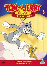 Tom and jerry classic vol 1 box (uk version)