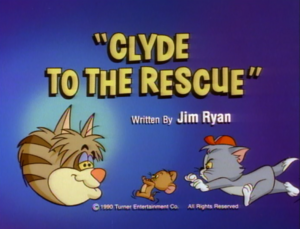 Clyde to the Rescue title