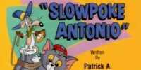 Slowpoke Antonio (episode)