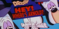 Hey! Where's Arnold?