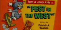 Pest in the West