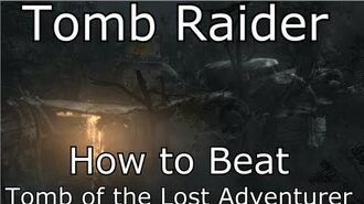 Tomb Raider - Tomb of the Lost Adventurer Walkthrough
