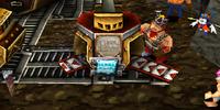Underground Machine Room