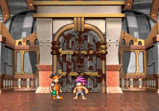 Rusty Door break the rusty door! | tomba! wiki | fandom poweredwikia