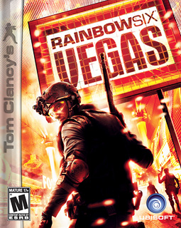 Rainbow Six Vegas Cover