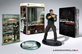 Splinter Cell Conviction Special Edition
