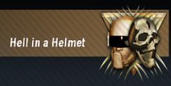 Hell in a Helmet