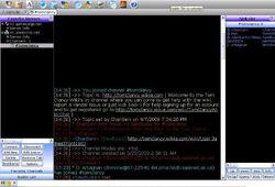 IceChat7 Screenshot