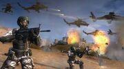 EndWar Screenshot LaMancha JSF battle-468x