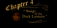 Songs of the Dark Lantern
