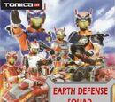 Earth Defense Squad (season)