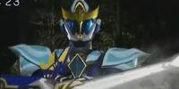 Freezing Armament! Aqua Ryukendo