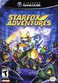 Star Fox Adventures GCN Game Box