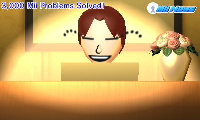 3,000 Mii Problems Solved