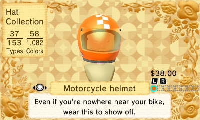 File:Motorcycle helmet orange.JPG