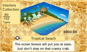Tropical Beach (US)