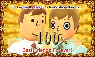 Perfect Friend Result