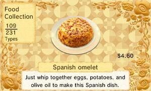 Spanishomelet
