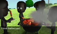Tomodachi Burnt miis