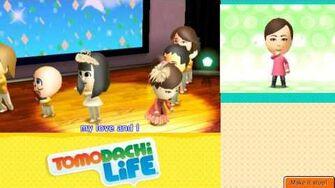 Tomodachi Life Single Singer Opera