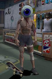 Character Neversoft Eyeball