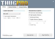 THUG Pro Launcher