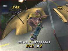Screenshot tony hawks pro skater 2 2