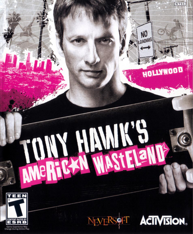 File:Tony Hawk's American Wasteland Cover.png