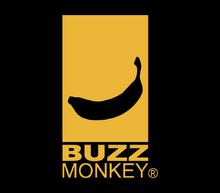 Buzz monkey logo
