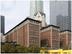 THPS3 LA Real Biltmore Hotel