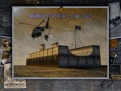 THPS2 chopper drop load screen