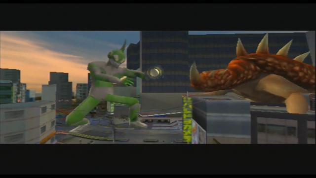 File:THUG2Remix - Voltraman fights MegaBeast Zero.png