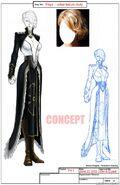 Freya-Concept Art and Design
