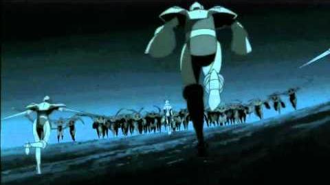 Toonami - Casshern Sins Intro 2