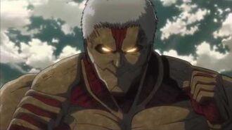 Attack on Titan Episode 32 - Toonami Promo