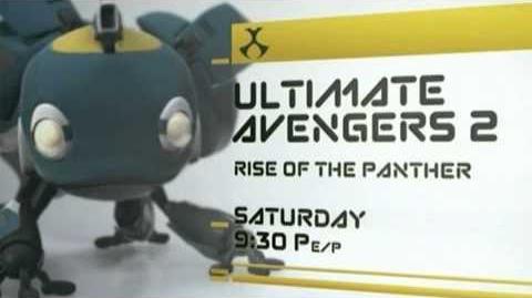 Ulitmate Avengers 2 Short Toonami Promo