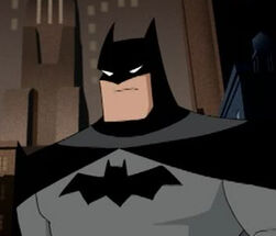 Batman (Mystery of Batwoman)