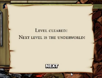 Curse of the Underworld 9