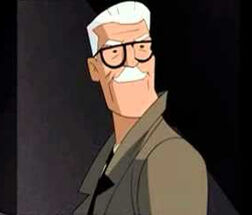 Commissioner Gordon (Mystery of Batwoman)