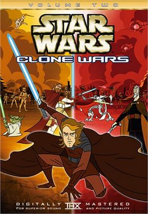 Star Wars Clone Wars Volume 2