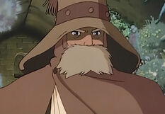 Master Yupa (Nausicaa)