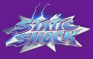 Static Shock Title